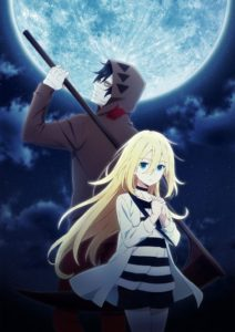 Angels of Death Anime Visual
