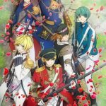 The Thousand Noble Musketeers Anime Visual