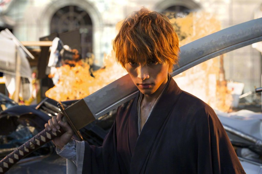 from live action movie of BLEACH
