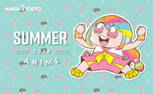 Summer 2018 Anime: Official Twitter Hashtags & Pages | MANGA.TOKYO