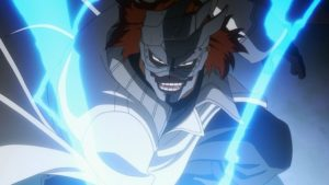 My Hero Academia the Movie: Two Heroes Official Anime Screenshot