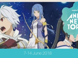 This Week's Top 10 Most Popular Anime News (7-14 June 2018)