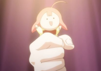 Magical Girl ORE Episode 11 Official Anime Screenshot (c)Moukon Iccyokusen,FUSION PRODUCT/Magical Girl ORE ANIME Project