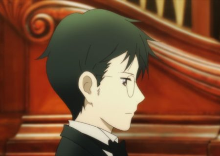 Piano no Mori Episode 11 Official Anime Screenshot