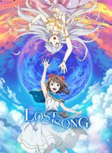 Anime 'Lost Song' Key Visual