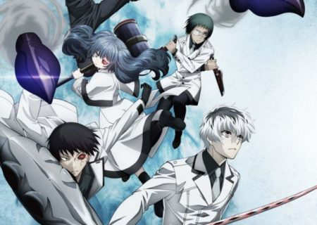Tokyo Ghoul Anime Visual