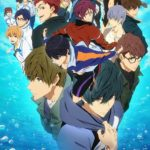 Free! - Dive to the Future- Anime Visual