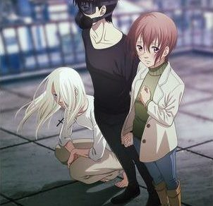Devil's Line Anime Visual