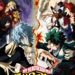My Hero Academia Anime Visual