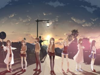 Last Key Visual Update for Seishun Buya Yaro
