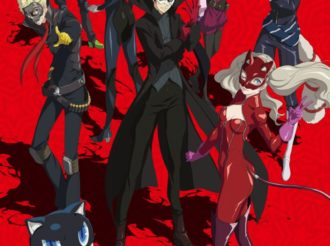 Persona 5 Anime Releases Key Visual for Second Cour