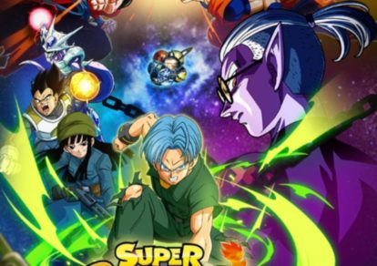 Dragon Ball Heroes Prison Planet Arc Anime