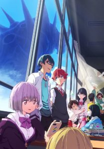 Anime SSSS.Gridman Visual