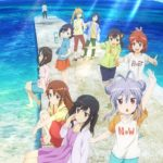 Anime movie Non Non Biyori Vacation Visual