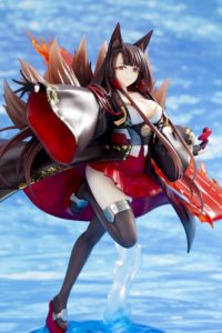 Akagi Figure | Azur Lane Anime| Anime Merchandise Monday (25 June - 1 July) | MANGA.TOKYO (C) 2017 Manjuu Co.ltd & Yongshi Co.ltd All Rights Reserved. (C) 2017 Yostar Inc. All Rights Reserved.