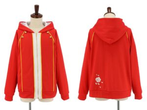 Hoodies | Fate/EXTRA Last Encore Anime| Anime Merchandise Monday (25 June - 1 July) | MANGA.TOKYO ©TYPE-MOON / Marvelous, Aniplex, Notes, SHAFT