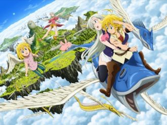 Seven Deadly Sins – Prisoner of the Sky Reveals Present for Cinema Goers
