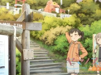 Yama no Susume Season 3 Episode 1 Preview Stills and Synopsis