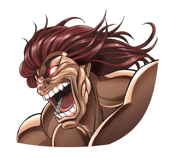 Baki Reveals Visual for 'World's Strongest Creature' Yujiro