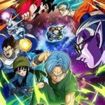 Super Dragon Ball Heroes Anime Visual