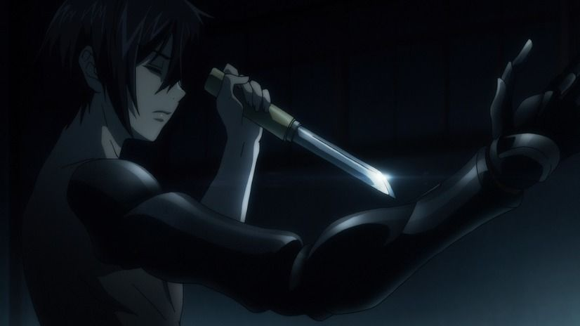 Sword Gai The Animation Part II Official Anime Screenshot