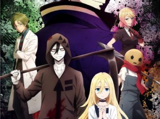 Angels of Death Website in New Design With Second Visual