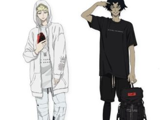Devilman Crybaby Collaborates With Beams Japan to Bring Devilish T-Shirts