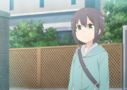 Miss Caretaker of Sunohara-sou Episode 1 Official Anime Screenshot