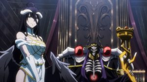 Overlord III Episode 1 Official Anime Screenshot (C)Kugane Maruyama,PUBLISHED BY KADOKAWA CORPORATION/OVERLORD3 PARTNERS