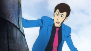 Lupin the Third Part 5 Official Anime Screenshot