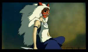 Ghibli Fest: Princess Mononoke Official Anime Screenshot