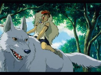 WIN Tickets to See Princess Mononoke in Japanese Cinemas