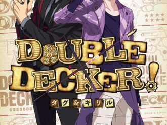 Tiger & Bunny Successor Double Decker to Air from October, New Buddies Revealed