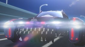 RErideD – Derrida, who leaps through time (RErideD: Tokigoe no Derida) Official Anime Screenshot ©RErideD partners