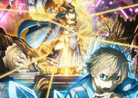 Sword Art Online Alicization Arc Anime Visual