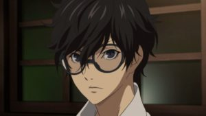 Persona 5 the Animation Episode 14 Official Anime Screenshot