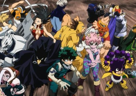 My Hero Academia (Boku no Hero Academia) Anime Still