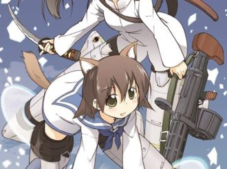 Strike Witches Reveals Future Anime Project Details for 2019, 2020, and 2021
