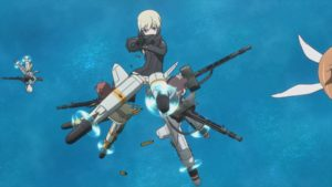 Strike Witches: Road to Berlin Official Anime Screenshot