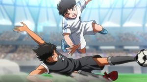 Captain Tsubasa Episode 15 Official Anime Screenshot