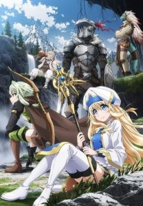 TV Anime Goblin Slayer Main Visual