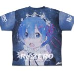 Shirts, Towel, and Fan | Anime Re:Zero - Starting Life in Another World | Anime Merchandise Monday (9-15 July) MANGA.TOKYO(C) 長月達平・株式会社KADOKAWA刊/Re:ゼロから始める異世界生活製作委員会
