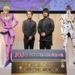 Kensho Ono (Giorno) and Yuichi Nakamura (Bucciarati) | Event for JoJo's Bizarre Adventure Golden Wind