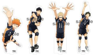 Limited Edition Goods | Anime Haikyu!! | Anime Merchandise Monday (9-15 July) MANGA.TOKYO ©古舘春一/集英社・「ハイキュー!! 3rd」製作委員会・MBS