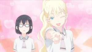 Asobi Asobase Episode 2 Official Anime Screenshot