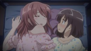 Harukana Receive Episode 2 Official Anime Screenshot