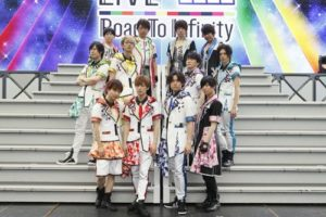 Idolish7 1st Live Road to Infinity Official Report