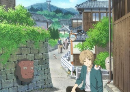 Anime Movie Natsume Yuujin-chou: Utsusemi ni Musubu (lit. Natsume's Book of Friends the Movie) Visual