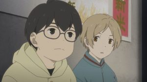 Anime Movie Natsume Yuujin-chou: Utsusemi ni Musubu (lit. Natsume's Book of Friends the Movie) Official Anime Screenshot