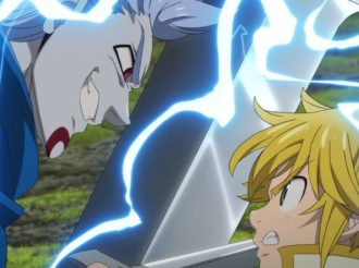 The Seven Deadly Sins Movie Introduces Sky People and Villains